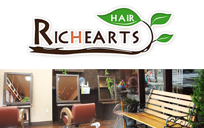 CAMPAIGN | 「HAIR RICHEARTS(ヘアーリシェーツ)」